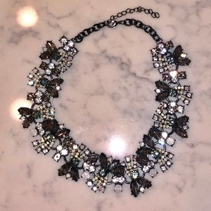 CRYSTAL Statement Necklace / Choker